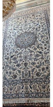 Persischer Teppich Iran Baumwolle Seide