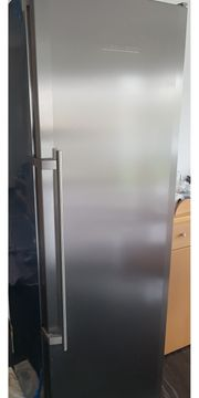 Liebherr Edelstahl - Kühlschrank 185cm hoch