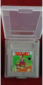 Track Meet - Gameboy Spiel