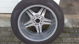 Winter 195 - 295 - 18 Zoll-AMG-Winter-Alufelgen für Mercedes GLA