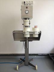 Vakuum-Glasverschließmaschine VVG 140 Lanico