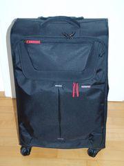 Reisekoffer schwarz 68x42cm
