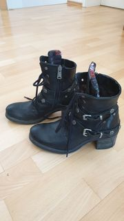 Replay Damen Hynde Biker Boots