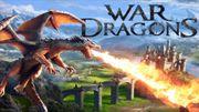 War Dragons Account Lvl 387