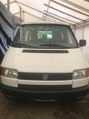 VW T4 MULTIVAN mit HUBDACH