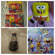 Große Spongebob-Stofffigur ca 50 cm