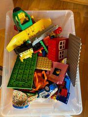 Lego Duplo GROßE Steine abzugeben