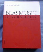 Blasmusik in Vorarlberg - Edition II
