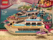 Lego friends Yacht 41015