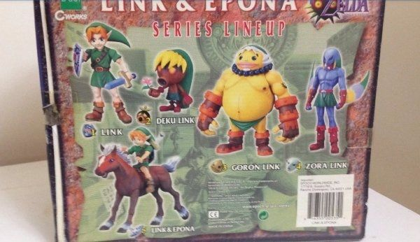 Suche Nintendo Zelda Majoras Mask
