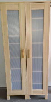 2 eintürige Schränke Ikea Aneboda