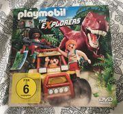 DVD Playmobil The Explorers