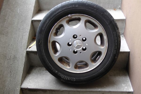 Mercedes Sommerreifen 205 60 R15