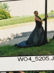 Hochzeitskleid-Ballkleid mit Zubehör
