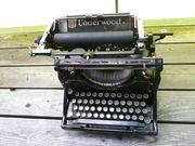Underwood Schreibmaschine