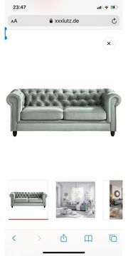 2 sofas couch chesterfield