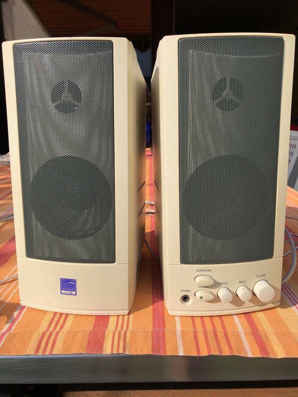 Soundlink SL-8120 aktiv PC Boxen