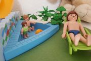 Playmobiel Schwimmbad