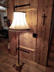 Wohnzimmerlampe aus Omas Wohnung
