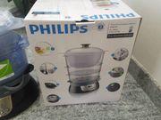 Philips Dampfgarer Neuwertig