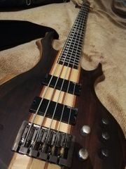 5 Saiter E-Bass ESP LTD