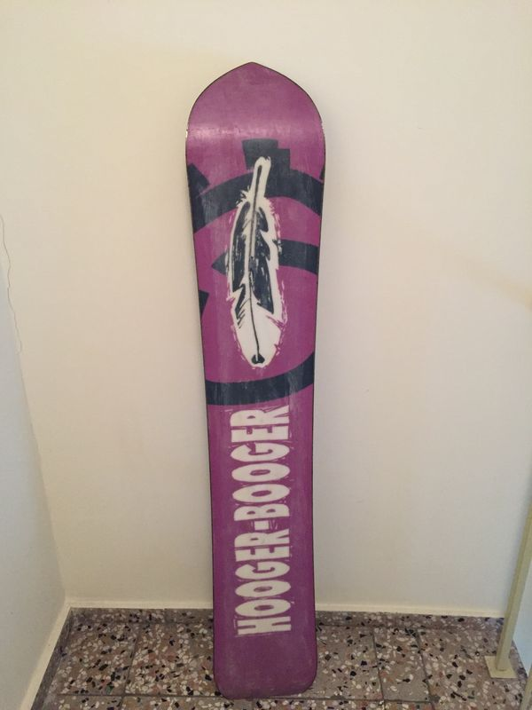 Snowboard Hooger Booger 135 cm