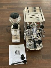 Espressomaschine Siebträgermaschine Qickmill Gaggia Mod