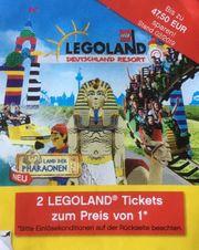 Legoland Gutschein e