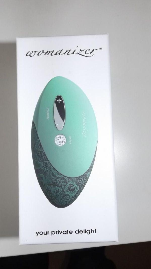 Womanizer Pro W500 Womanizer Stimulationsgerät