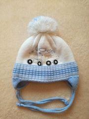 Babymütze für den Winter Für