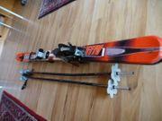 Skistiefel 35 36 und Ski