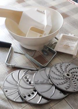 Haushaltsgeräte, Hausrat, alles Sonstige - Drehmatic der Allesschneider