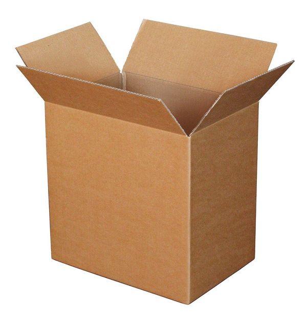 20 gefüllte Kartons mit viel