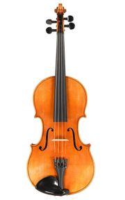 Alte Geige aus Markneukirchen um