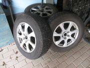 4 Dunlop Winterreifen f Audi