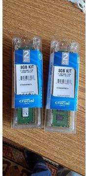 RAM Speicher 16gb DDR 4