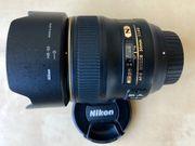 Nikon AF-S NIKKOR 35mm F1