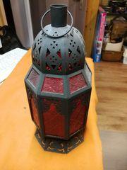 Orientalische marokkanische Laterne 40 cm