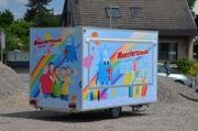 Rabatt Imbissanhänger Verkaufsanhänger Food-Truck Nr