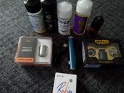 e-zigarette set Verdampfer mod freemax