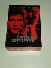 Lethal Weapon 1-4 Complete Edition