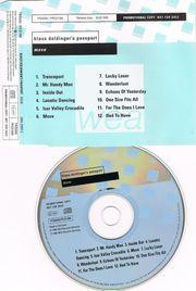 12 Track PROMO CD - Klaus