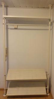 Ikea Stolmen weiß 1 10m