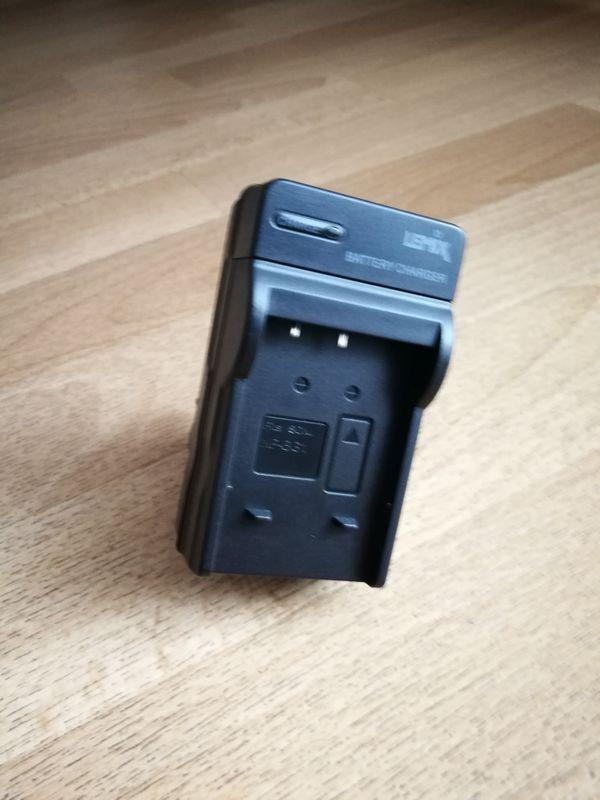 Video - Foto Cameras Akkus - Ladegerät