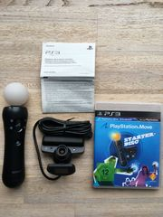 PS3 Move Motion Controller mit