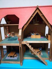 Puppenhaus Selecta Spielzeug