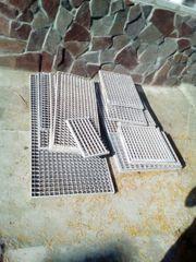 Verzichtete Metall Gitterroste Lichtschachtabdeckungen