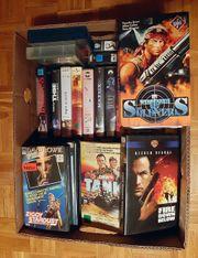 VHS Originalfilme 80er 90er Jahre