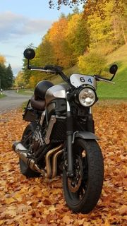 Yamaha XSR700 viele Extras in