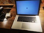 Macbook Pro 15zoll early 2011